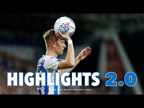 🏟 PITCHSIDE VIEWS! HIGHLIGHTS 2.0 | Huddersfield Town Vs Derby County