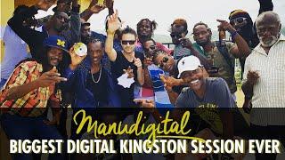 biggest digital session