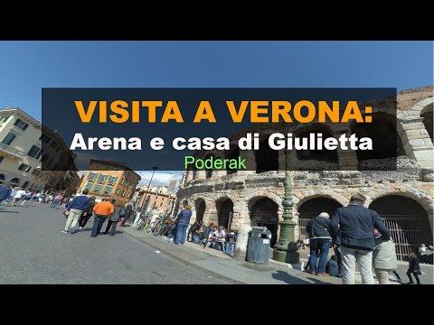 Visita a Verona: Arena e casa di Giulietta - Xiaomi Yi