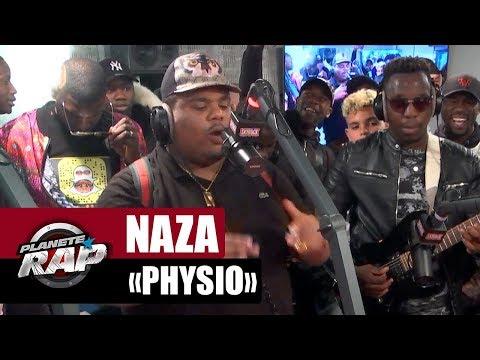 "Naza ""Physio"" Feat. Keblack #PlanèteRap"