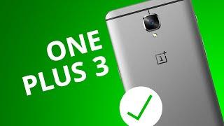 5 motivos para COMPRAR o OnePlus 3