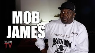 Mob James: Dr. Dre Left Death Row Because of Suge Sleeping with Michel\'le (Part 13)