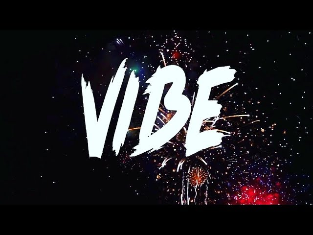 "Sneha K Feat. J.Diln - ""VIBE"" Official Lyrics Video (Prod. By CashMoneyAP) #1"