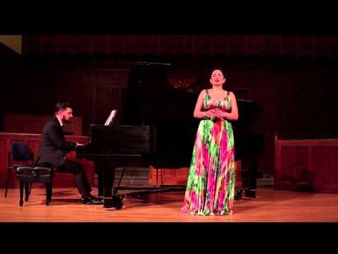 Lamma bada yatathanna with Soprano Miriam Khalil