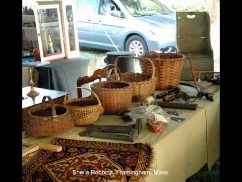 Canterbury Shaker Village Antiques Show