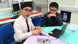 Publication Date: 2016-01-14 | Video Title: 慈幼學校STEM-智能IOT電子風紀教室