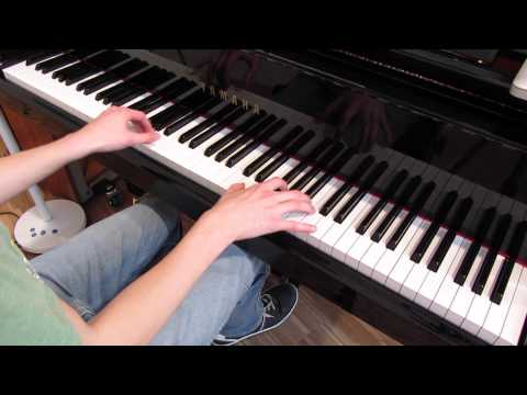 Ruth Lorenzo - Dancing in the Rain (Piano Cover) [SHEET MUSIC]