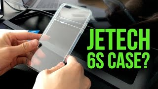 JETech Clear Case iPhone 6 / 6S Plus QUICK LOOK & REVIEW