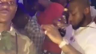 Zlatan ibile and davido dance horror in the club