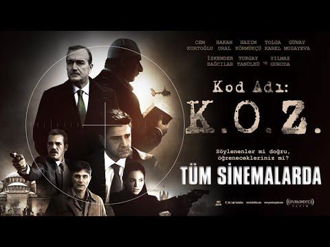 Kod Adı: K.O.Z. Sinemalarda!