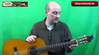 Die Yamaha C40 Klassische Akustikgitarre