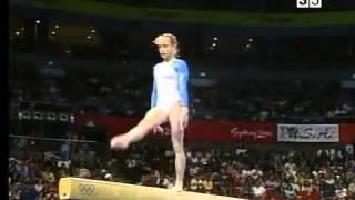 Gimnasia Artistica.Reportaje.Sydney 2000 .Atenas 2004