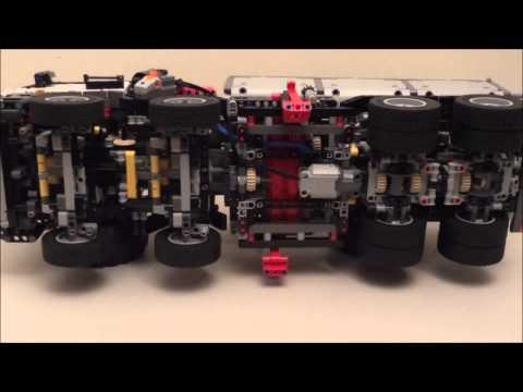lego 42009 alternative model instructions