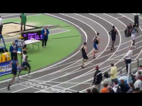 2017 March 4 - 600M Dash New York State Championship