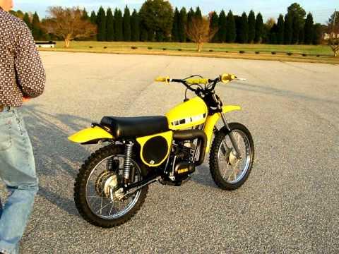 1977 yamaha gt 80 enduro start up doovi for Yamaha mx 80 for sale
