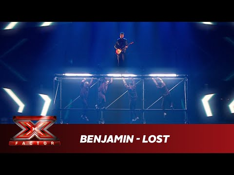 Benjamin synger 'Lost' - Frank Ocean (Live)   X Factor 2019   TV 2