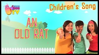 an old rat children s song with dance and lyrics