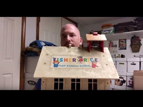 Reseller Restoration: Bringing A Dirty & Incomplete Fisher Price Toy Back To Life