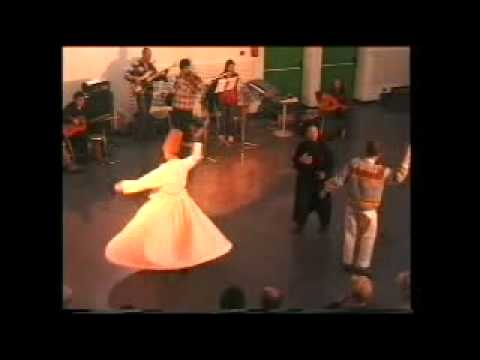 sufi dance - chris aigner & friends