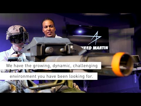 Careers in Business Operations at Lockheed Martin