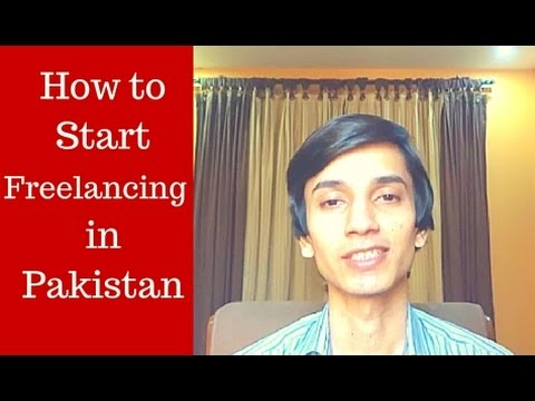 How to Start Freelancing in Pakistan [Urdu]