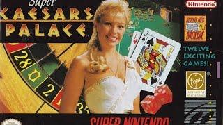 Super Caesars Palace (SNES) One Off Theatre