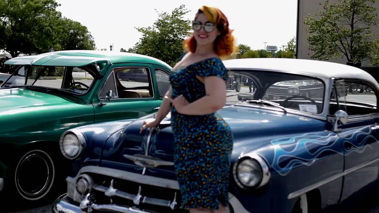 Photlicious Photography X The River Front Pin Up Car Show - Wilmington car show