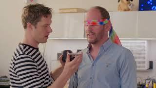OK Go Sandbox - Sensor Sounds Pt. 3 - Musical Scientific Marco Polo