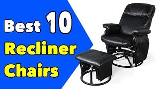Best recliner Chairs 2019 | Best Recliner Garden Chair | Chair and Half Recliner | Cheap Recliner