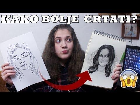 Kako BOLJE crtati? Koji pribor koristiti?!?!