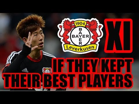 Bayer Leverkusen XI If They Kept Their Best Players