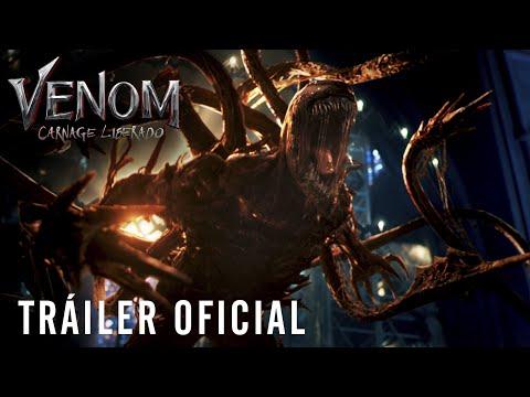 VENOM: CARNAGE LIBERADO | Trailer subtitulado (HD)