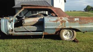 1964 Chevy Impala SS Parts Car 2