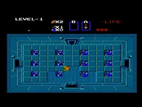 Legend of Zelda NES Level 1 Location and Walkthrough