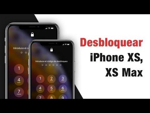 COMO DESBLOQUEAR IPHONE XS