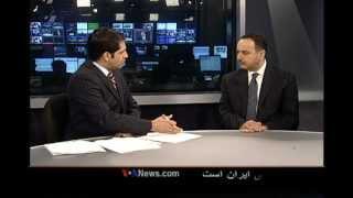 Fawad Lami INTW Afghan Amb. Eklil Hakimi - VOA.mov