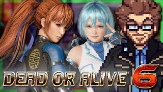 Dead or Alive 6: The Best and Most Disappointing Entry - Austin Eruption