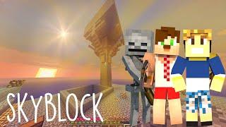 Minecraft Skyblock - YENİ TUZAK - Bölüm 7