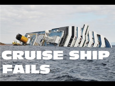 Ultimate Cruise Ship Fails Compilation 2016 || WinFail Nation
