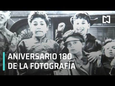 Historia de la Fotografía   La Fotografía cumple 18 años - Las Noticias