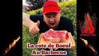 La Cote de Boeuf au Barbecue