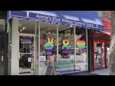 Make Brooklyn Local Presents Annie's Blue Ribbon General Store