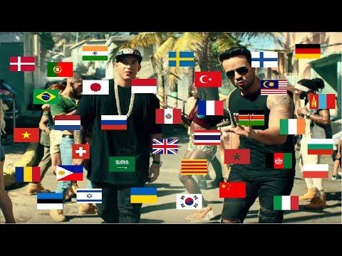 Despacito in 40 Different Languages!