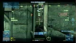 BF3 - Epic round 71-3! gameplay BTR-90