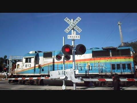 Train crossing signal malfunction