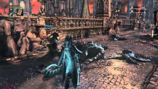 Bloodborne Co-op #1 with Harley Quinn