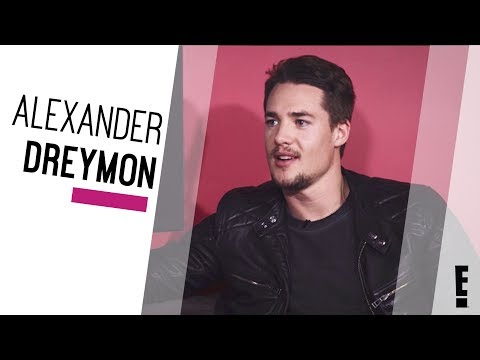 Alexander Dreymon   The Hype  E!