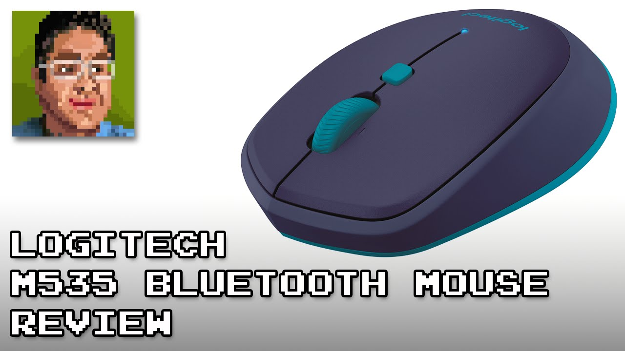 Logitech M535 Bluetooth Mouse Review