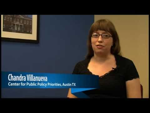 The 2010 State Policy Fellows: Meet Chandra Kring Villanueva