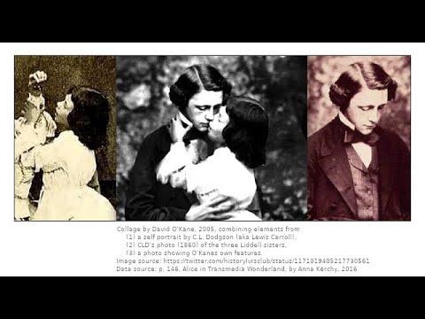 La extraña obsesión de Lewis Carroll